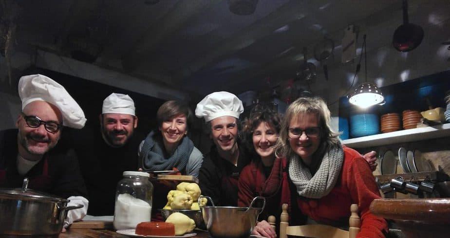 retiro meditación / taller de cocina