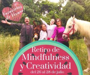 retiro de mindfulness verano