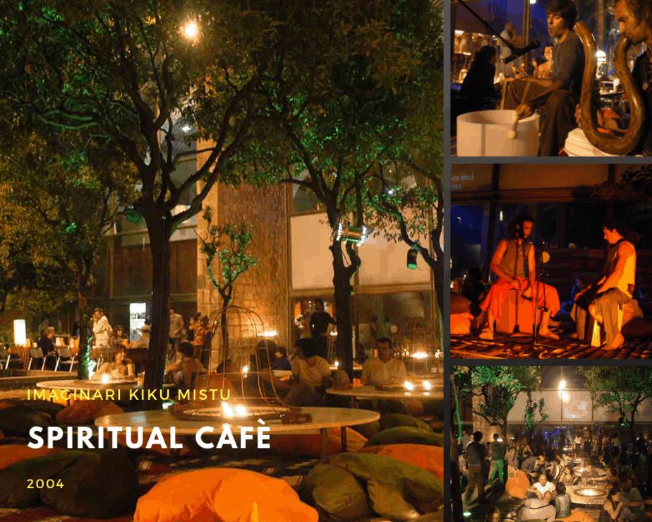 spiritual café museu marítim barcelona kiku mistu