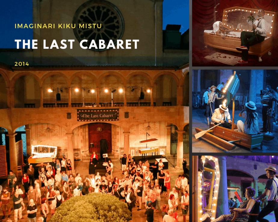 the last cabaret kiku mistu festival grec barcelona