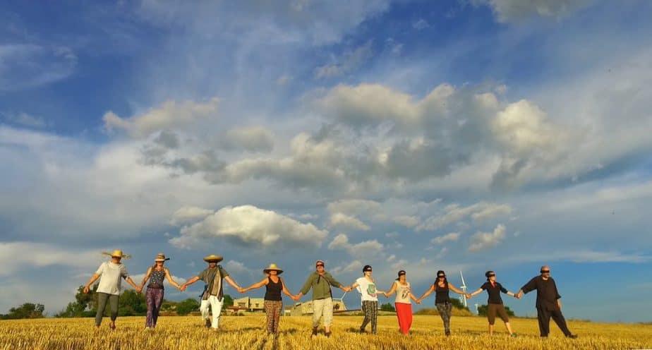 escuela del arte de vivir retiro de meditación y creatividad