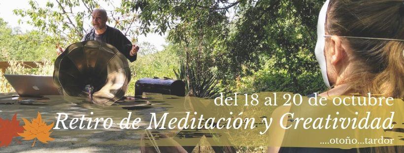 retiro de meditación