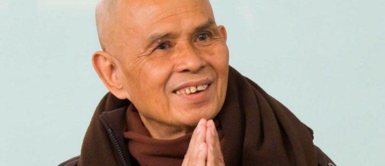 retiro de meditación, Thich Nhat Hanh