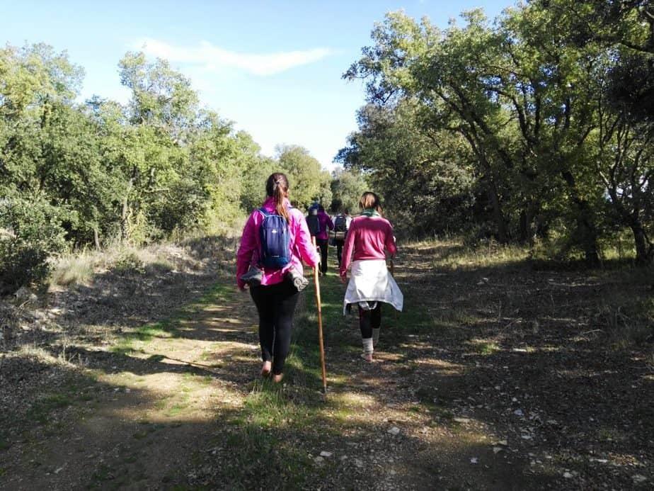 paseo consciente, caminar mejora la salud física y mental