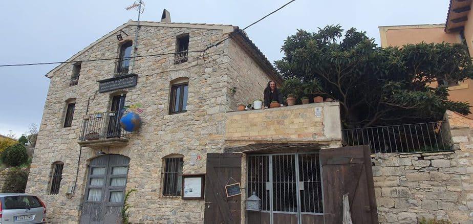 / escuela del arte de vivir / casa escuela en Segura, Tarragona / escuela de meditación