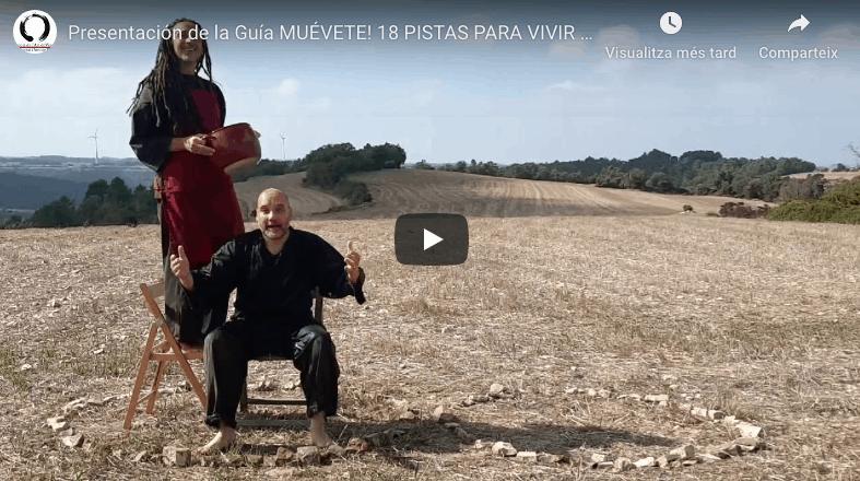 vídeo guía de meditación