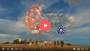 video ashram de la creativitat