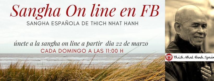 sangha online de Thich Nath Hanh