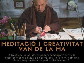 creatividad y meditacion