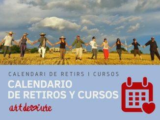 calendario de retiros y cursos