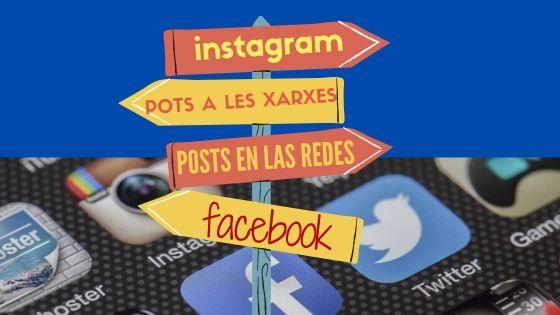 Publicacions a la xarxa / Publicaciones en la red