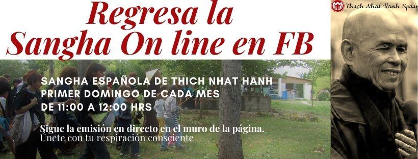 Sangha Online Thich Nhat Hanh
