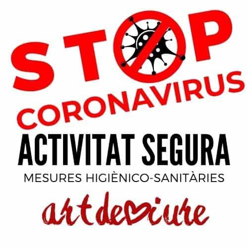 stop coronavirus, retiro seguro