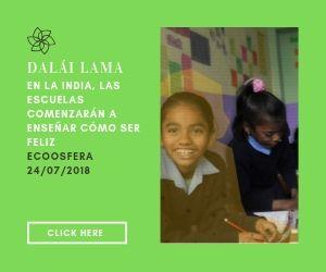 Enseñar a ser feliz en la escuela - Dalai Lama