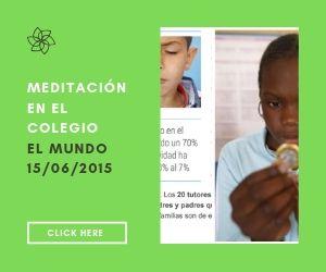 Meditación en los colegios