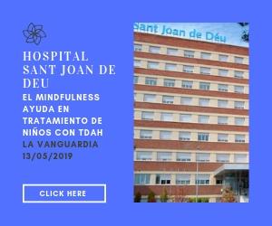 Mindfulness en Hospital Sant Joan de Deu