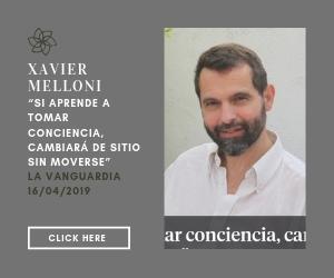 Aprender a tomar consciencia - Xavier Melloni