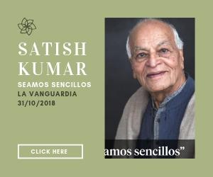 Seamos sencillos - Satish Kumar