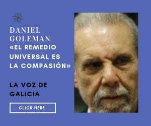 El remedio universal es la compasión - Daniel Goleman