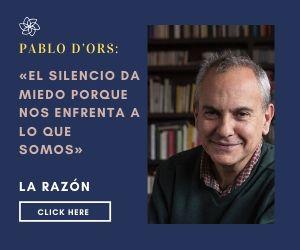 Pablo d'Ors: «El silencio da miedo porque nos enfrenta a lo que somos»